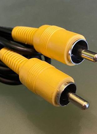 Видео кабель 1.5M RCA RCA тюльпаны аудио композитный инсертный...