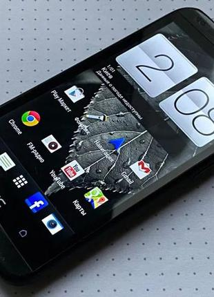 HTC Desire 601 Dual SIM UACRF на 2 две симки карты смартфон те...