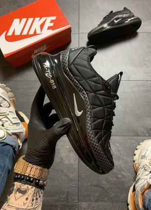 Кроссовки nike air max 720-98 black