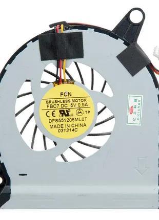 Вентилятор Кулер Acer Packard Bell EasyNote ENLV11HC, LV44 EG70