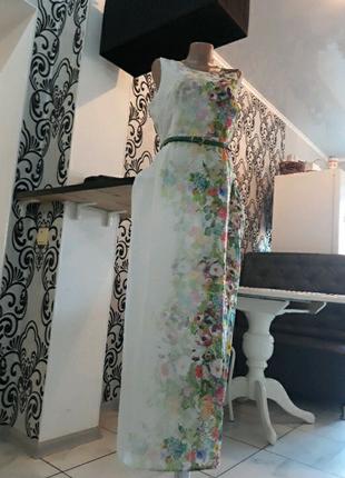 Платье в пол очень красивое Турция