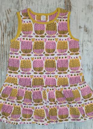 Сарафан на 3-4 г Mini Club платье