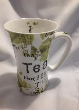 Чашка для чая фарфоровая konitz