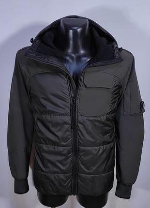 Куртка c.p. company nylon оригинал италия микропуховик /стиль ...