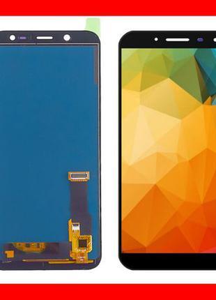 Дисплей Samsung J6+ 2018/J600/J615 Plus Модуль Экран Самсунг G...