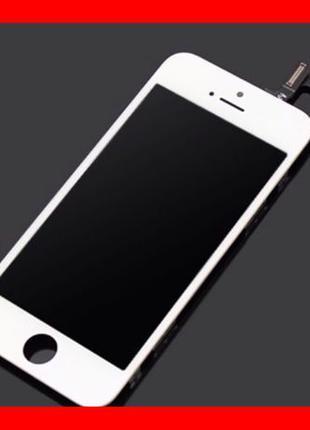 Дисплей iPhone 5/ 5S/ 5C / SE White Білий экран, модуль, тачск...