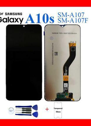 Дисплей Samsung A10s 2019 / A107 Модуль Экран Samsung Самсунг ...