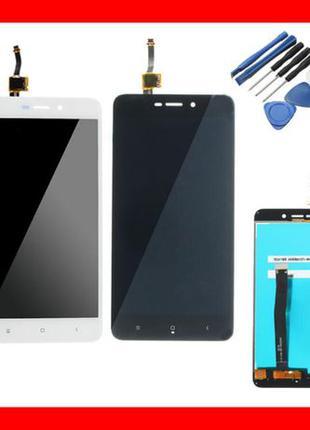 Дисплей Xiaomi Redmi 4A Купить Модуль Екран Сенсор