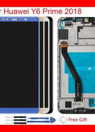 Дисплей Huawei Y6 2018/Y6 Prime 2018/Honor 7a Pro/7C Купить Мо...