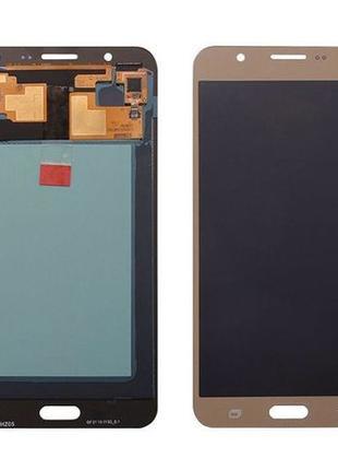 Дисплей Samsung J7 2015 J700 (TFT) Модуль Экран Оригинал Ку...