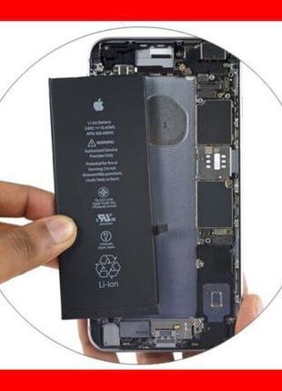Аккумулятор для iPhone 6 plus/6s plus батарейка, акб, айфон ку...