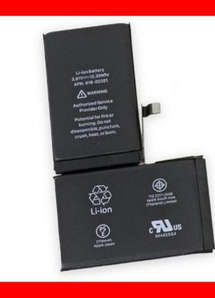 Аккумулятор для iPhone X/XS/XS Max батарейка, акамулятор, акб,...