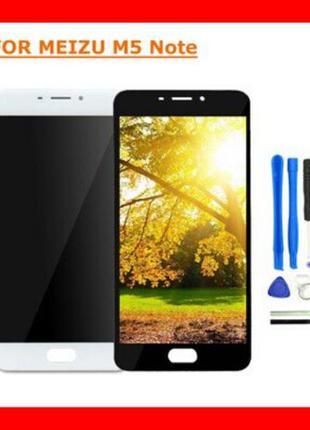 Дисплей Meizu M5 Note/M621/H/M/Q Купить Модуль Экран