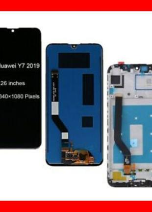Дисплей Huawei Y7 2019/Pro/Prime/Enjoy 9/DUB-LX1/Купить Модуль