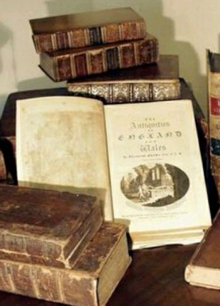Оценка антикварных и старинных книг