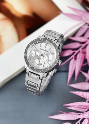 """Часы женские """"Pandora"""" D Silver"""