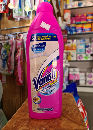 Шампунь для ручной чистки ковров Vanish 750 мл
