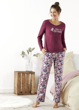 Пижама esmara. размер м