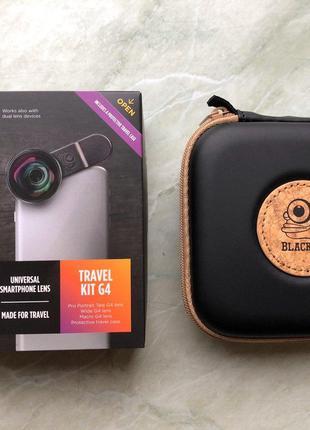 Мобильные линзы / объективы Black Eye Travel Kit (набор)