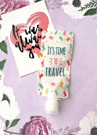 Органайзер для путешествий/для косметики/мыло/шампунь/путешест...