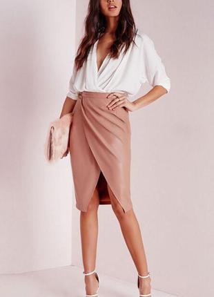 Крутая юбка zara