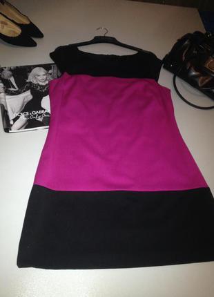 Базовое короткое платье размер 14/xl.193