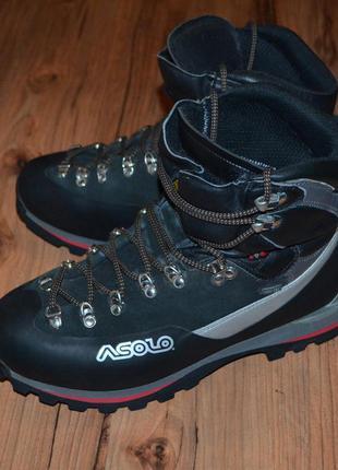 Продам ботинки asolo - 43 размер gore tex зима