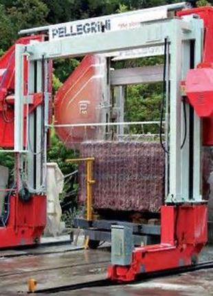 Оборудование по обработке камня Италия