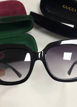 Бренд очки форма квадрат