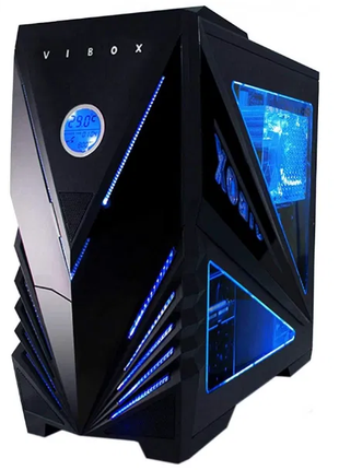 Компьютер Korob Gaming PC 101 (I5-6500/8/120SSD/2TB/RX470-4GB)