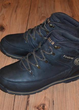 Продам ботинки firetrap - 42 размер кожа