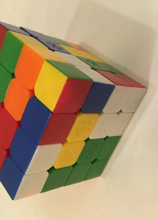 Кубик рубика DaYan mf8 4x4 62мм (белое основание)