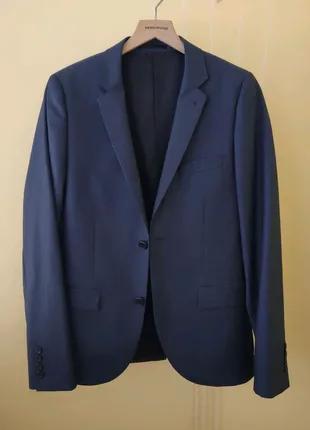 Укороченный пиджак Topman