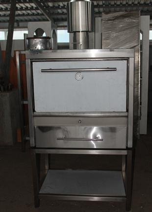 Хоспер ПДУ 800, печь на углях,  мангал