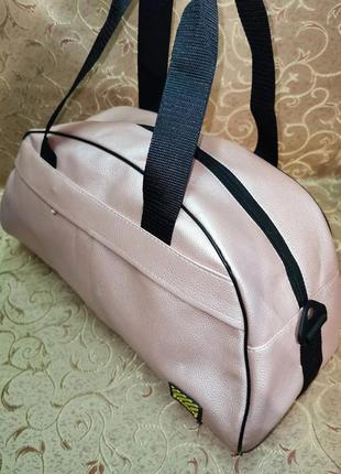 Жіноча спортивна сумка. дорожня, для місті, для спорту! кольори!