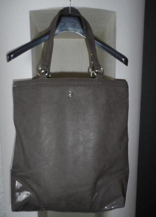 Стильная armani jeans оригинал,сумка шопер.