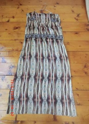Шифоновое платье/ сукня з шифону