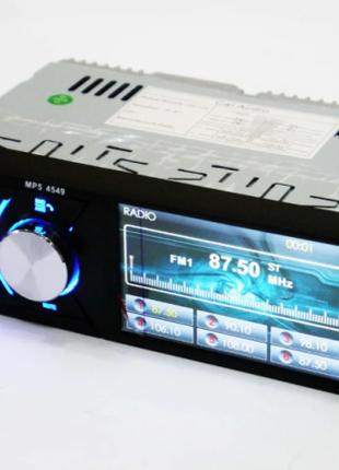 """Автомагнитола Pioneer 4549 4.1"""" DIVX+Bluetooth+ AV-in"""
