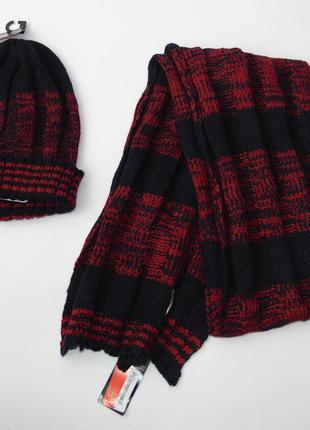 Набор шапка шарф clockhouse c&a германия