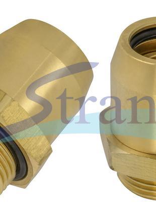 Соединитель прямой m22 * 1.5mm диаметр 16mm