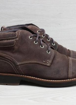 Мужские ботинки ecco hydromax оригинал, размер 42
