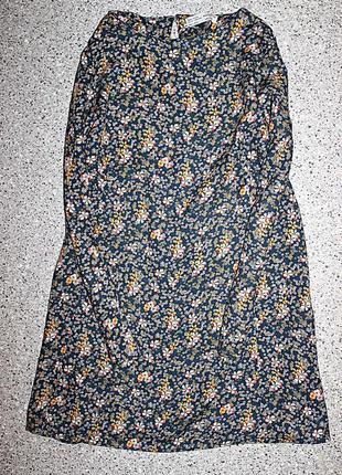 Платье туника с рукавом