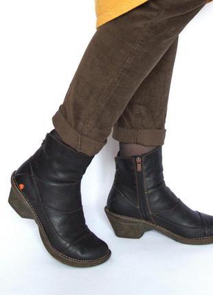 Крутейшие ботинки art, испания, натуральная кожа.