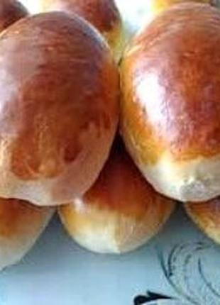 Вкусные домашние пирожки жареные и печеные