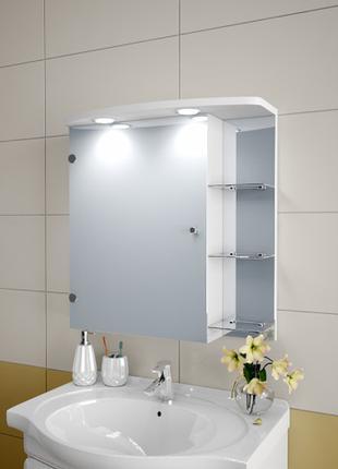 Зеркальный шкаф с подсветкой Т66-SZ