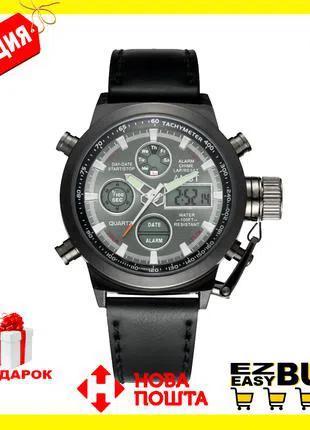 Армейские мужские наручные часы AMST! Оригинал