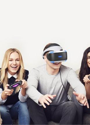 Аренда/ прокат Sony PlayStation 4 PRO ps4 VR GoPro
