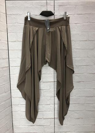 Легкие штаны шорты бренда  cache cache (2056)