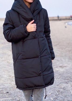 Зимняя куртка {пуховик}