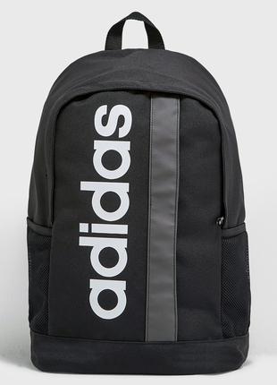 Рюкзак Adidas Linear Core Backpack Black Оригинал Городской спорт